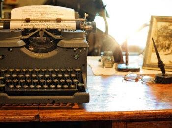 Az íróvá válásról